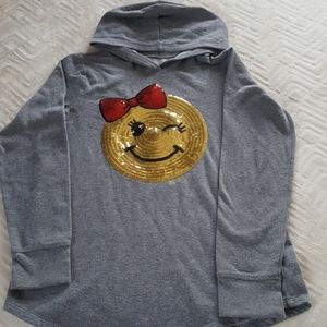 Justice sweatshirt